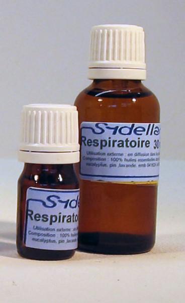 Miscela diffusori respirativo - Diffusione