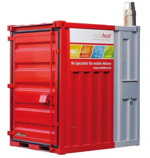 Heizcontainer MH150C - null