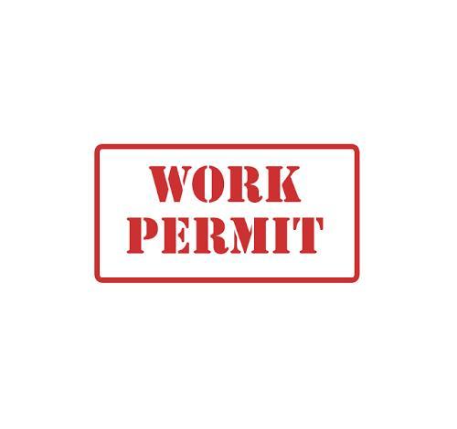 Work permit -