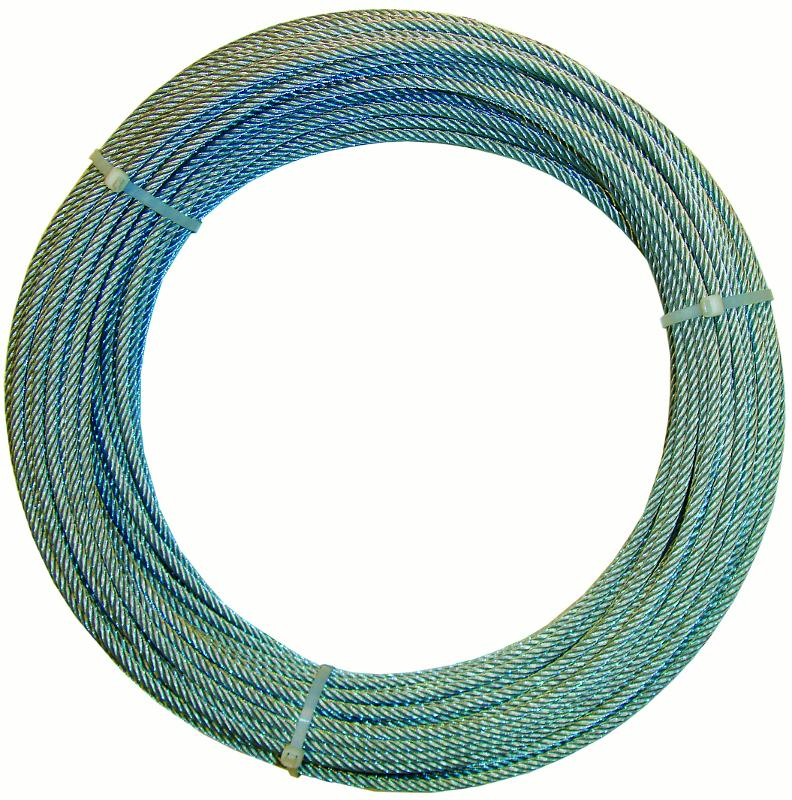 Câbles standards - Câble 7x19 galvanisé