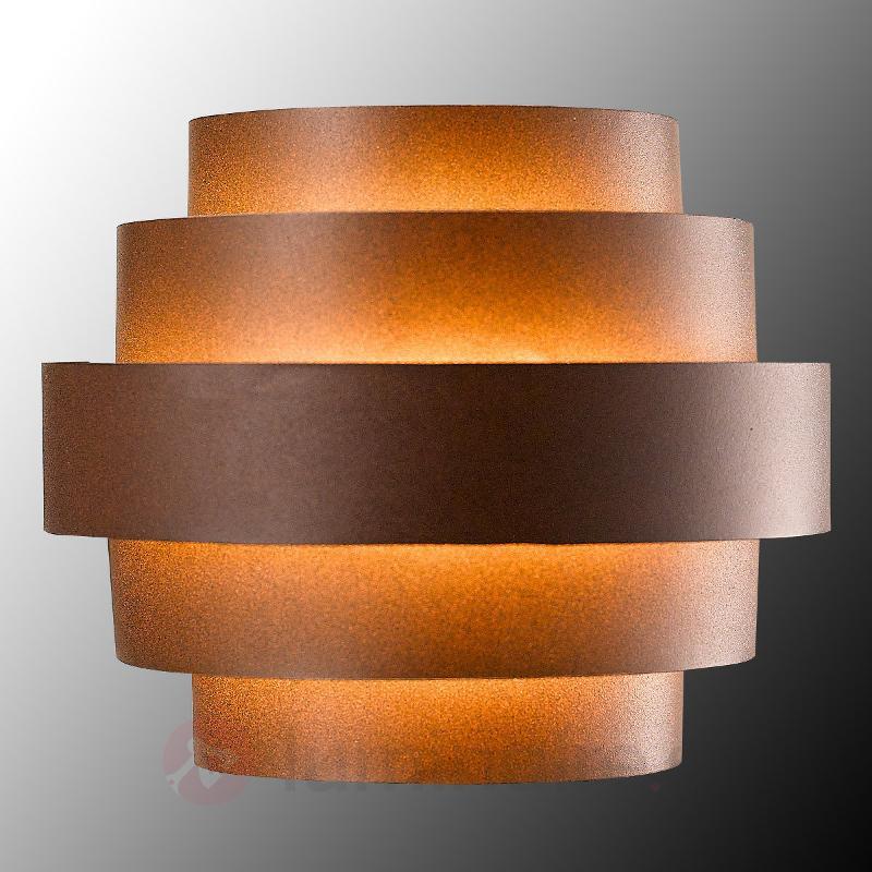 Applique d'extérieur LED Enisa impressionnante - Appliques d'extérieur LED