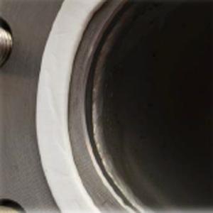 PTFE-Flachdichtungsbänder - 100% virginal, expandiertes PTFE mit Klebeleiste als Montagehilfe