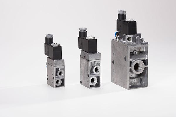Vacuum Valves and Vacuum Islands - Solenoid Valve PEMV
