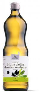 Huile d'olive vierge extra - Produits oléicoles