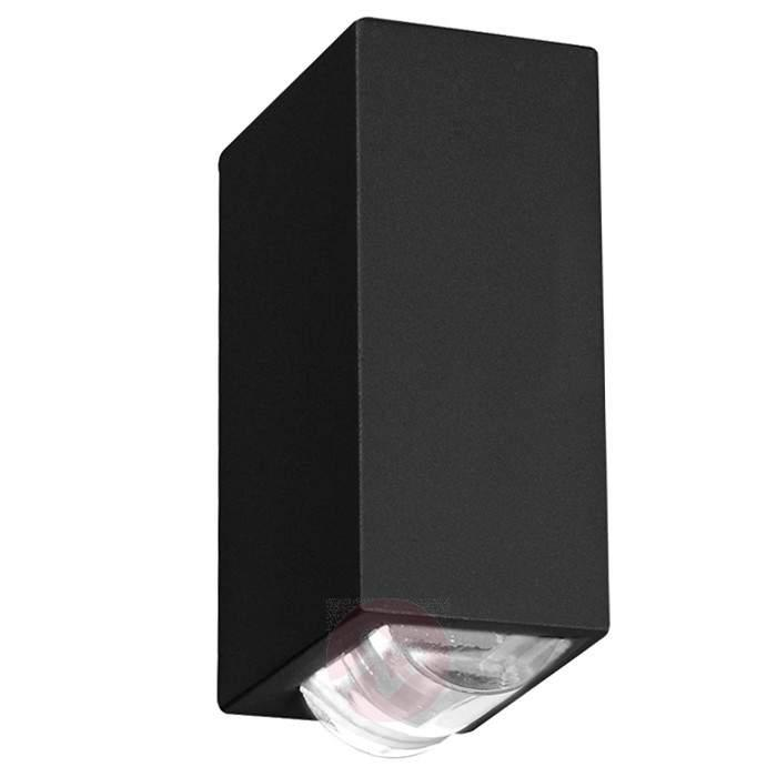 DENZEL LED exterior wall light with Power LEDs - Outdoor Wall Lights