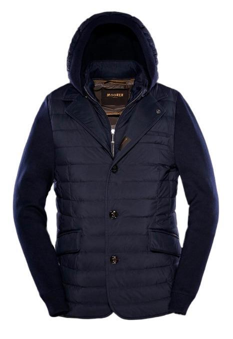 Куртка MooRER - с капюшоном