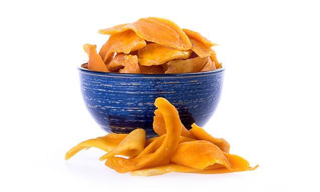 Dried Fruits - No Preservatives, No Additives!