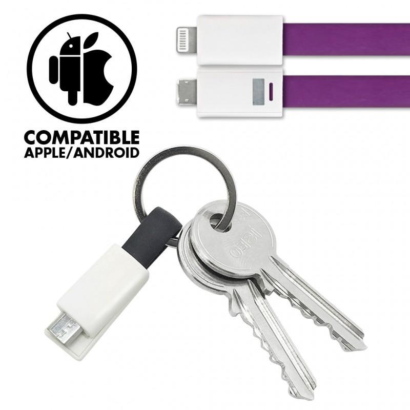 Câble Porte-clé - Câbles USB Originaux