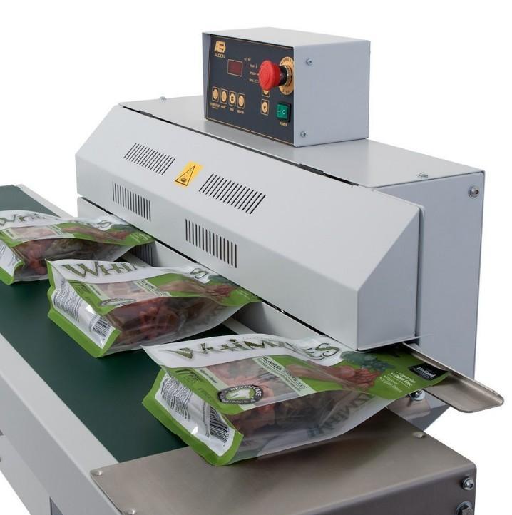 Audion D552 AH & AHS - Continuous Heat Sealer