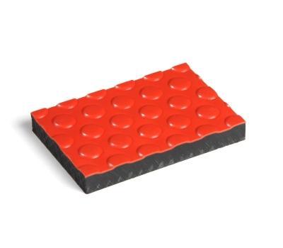Gripvast plaatmateriaal - Hoogwaardig kunststof plaatmateriaal voorzien van een antislip toplaag.