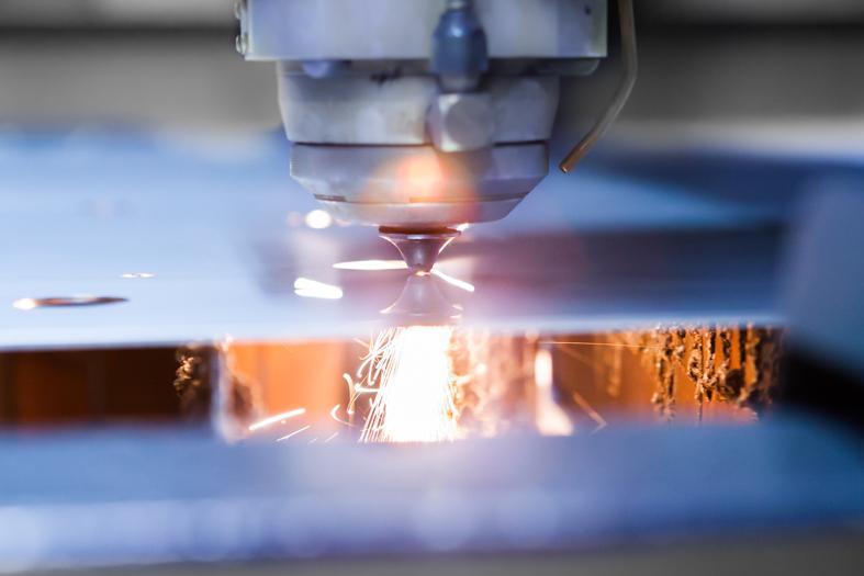 Lasertechnik Platten