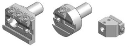 Werkzeughalter-System für Ein- und Mehrspindel-Drehautomaten - null