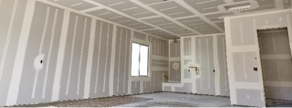 Isolation thermique par l'intérieur - paroi avec doublage thermo-acoustique