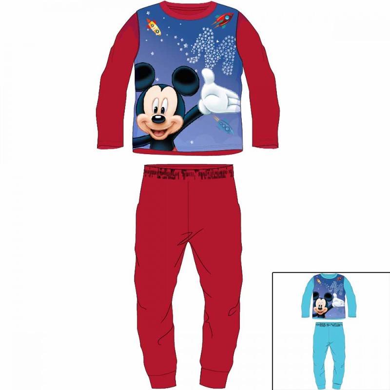 12x Pyjamas polaires Mickey du 2 au 8 ans - Pyjama
