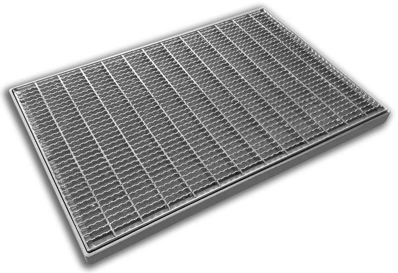 Unimat HomeCleaner PS70 75x50 + wycieraczka Unimat 20 KRATA - Kompletne systemy osadników z odwodnieniemOsadniki na standardowy wymiar