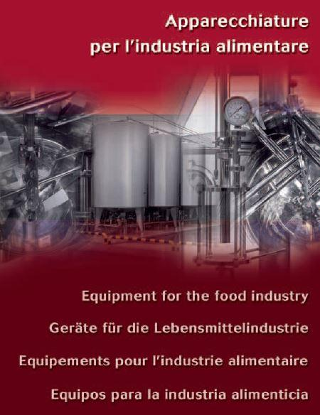 Equipment for the food industry -