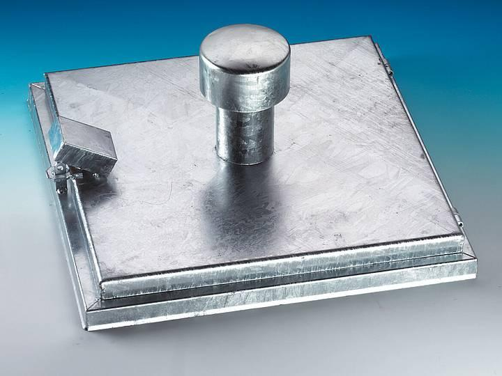 BR-D steel Well covers - Well covers