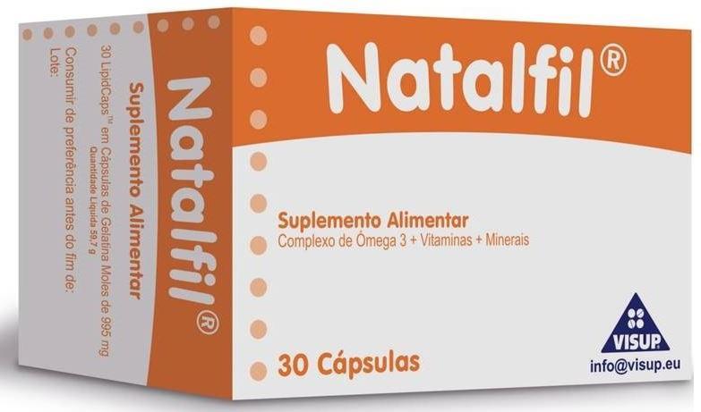 Natalfil - Suplemento Alimentar - gravidez