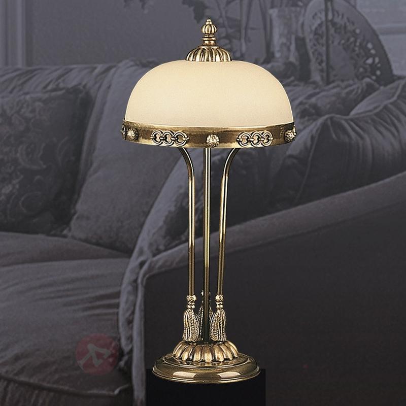 Lampe à poser féérique ALEJANDRIA - Lampes à poser classiques, antiques
