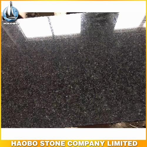 Top Quality Absolute Black Granite Slab Polished For Floor