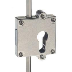 Locks for profile cylinder - Latch lock