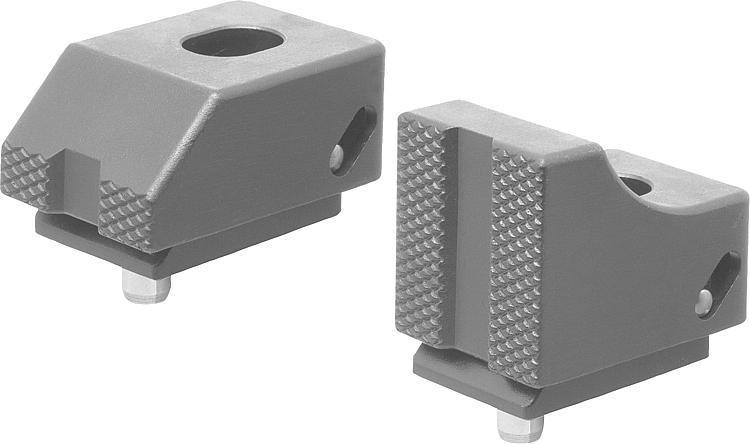 Mini crampon - Crampons, mors de serrage, vis et écrous de serrage