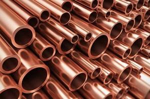 COPPER PIPES - COPPER