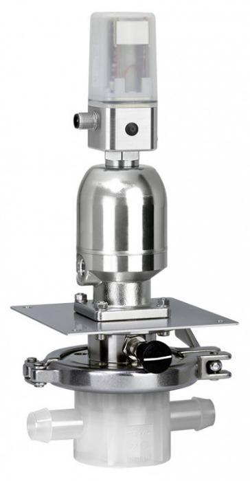 GEMÜ SUMONDO - Válvula de diafragma Single-Use