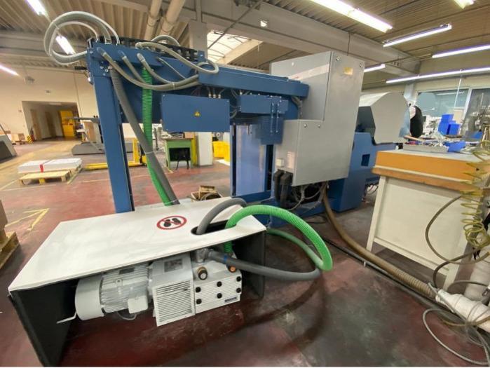 MBO K 800.2/4 S-KTLT - Used Machine