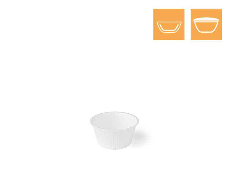 Soup cup SC12, 400 ml, laminated - Soup bowls