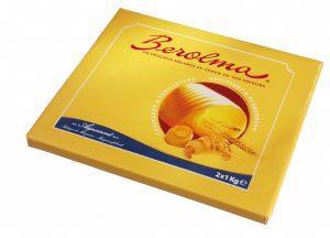 Matière grasse Berolma - Format disponible : plaque 2kg
