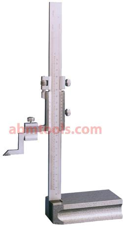 Vernier Height Gauge - Used either for determining the height of objects