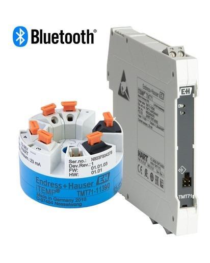 iTEMP TMT71 Transmisor de temperatura - Transformación de las señales del sensor en señales