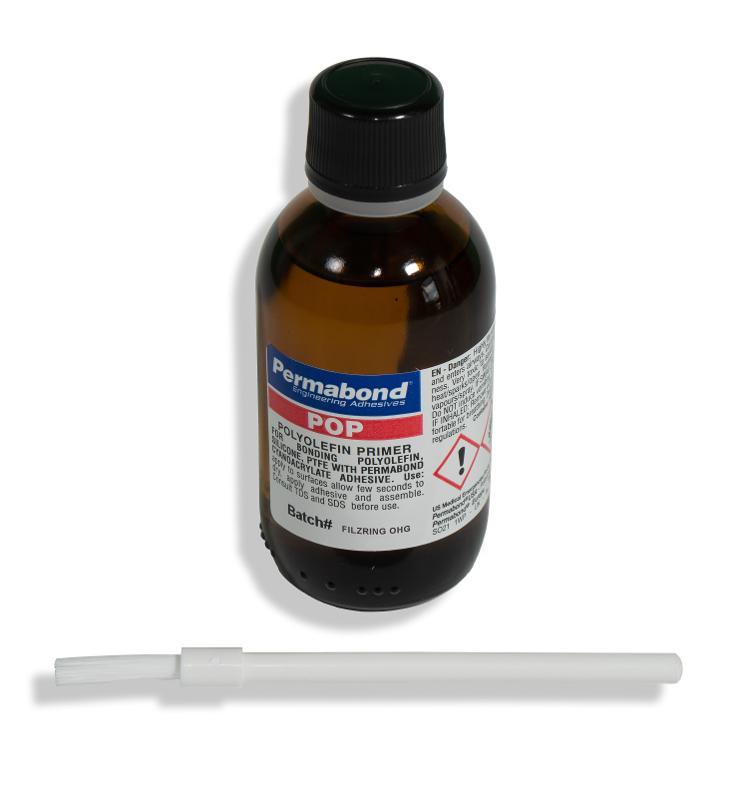 Permabond POP Primer   50 ml Flasche mit Auftragspinsel - PB-POP-50