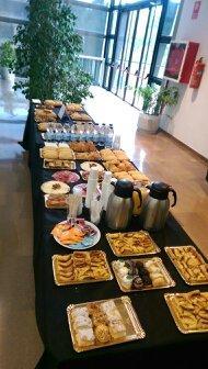 catering para ferias  - desayunos de trabajo
