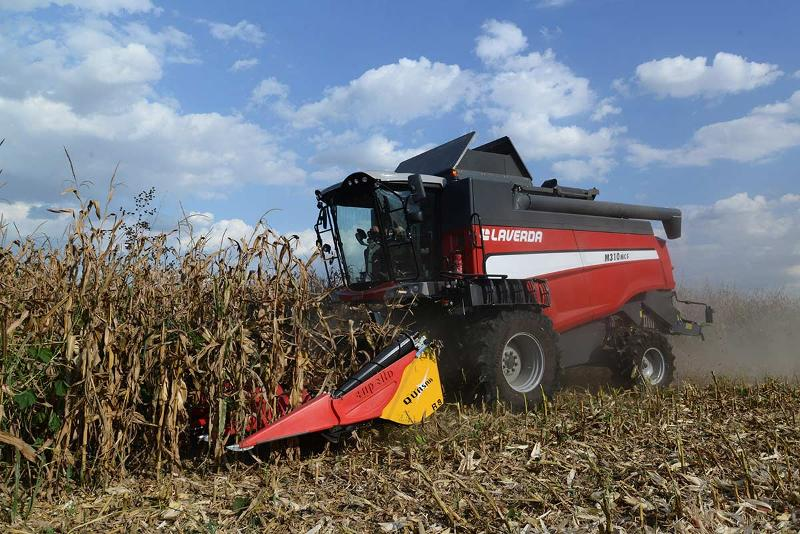 Cabezal para maíz  - QUASAR