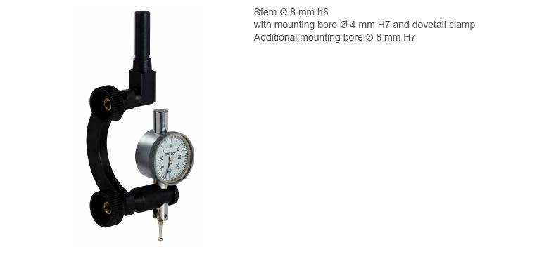 Accessories for Metric Dial Test Indicators - null