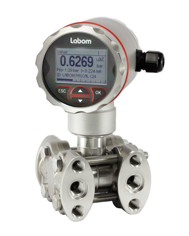 Differential pressure transmitter PASCAL Ci4 Delta P - Differential pressure transmitter PASCAL Ci4 Delta P, type series CI4340