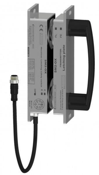 Verrouillage commandé électromagnétique de sécurité avec force 936 N et 100% ino - SM2 NDP OX