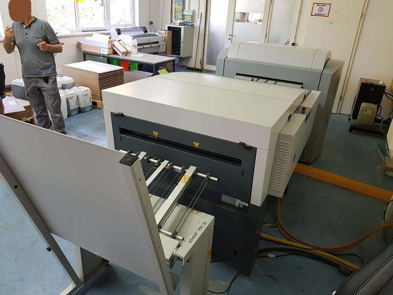 Heidelberg Suprasetter A75 DTL - Used Machine