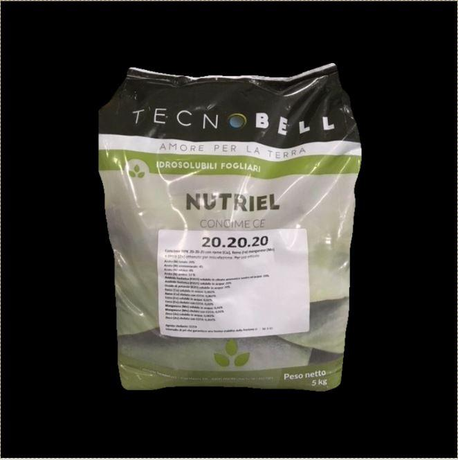 NUTRIEL - Engrais hydrosoluble pour application foliaire