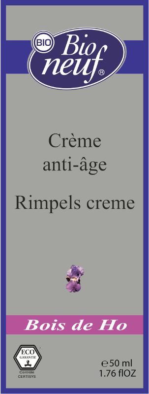 crème visage ou huile anti-âge, anti-rides, anti-acné