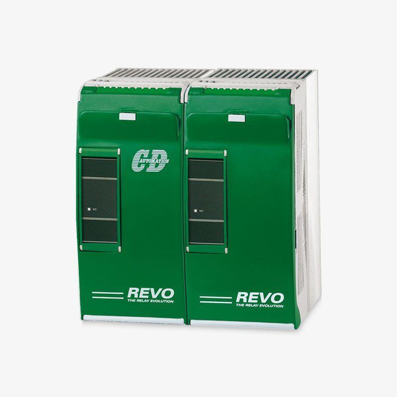 Thyristorsteller 30A..700A mit internen Sicherungen & ... - REVO-S 30A – 700A