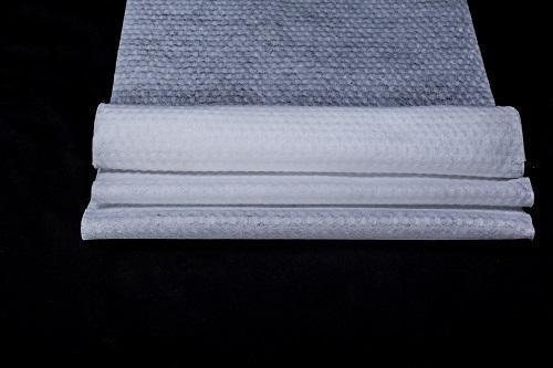 Tissu non tissé spunlace pour l'essuyage ménager