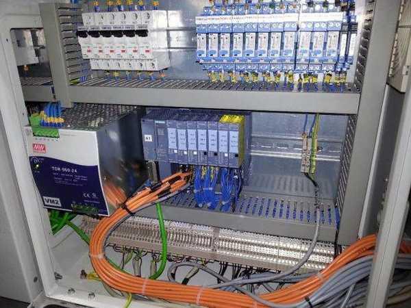 Automatyka przemysłowa serwis elektroniki programowanie PLC  -