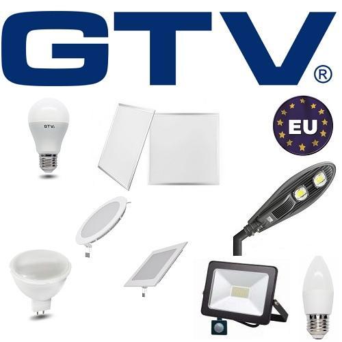 Светодиодные лампы GTV Украина