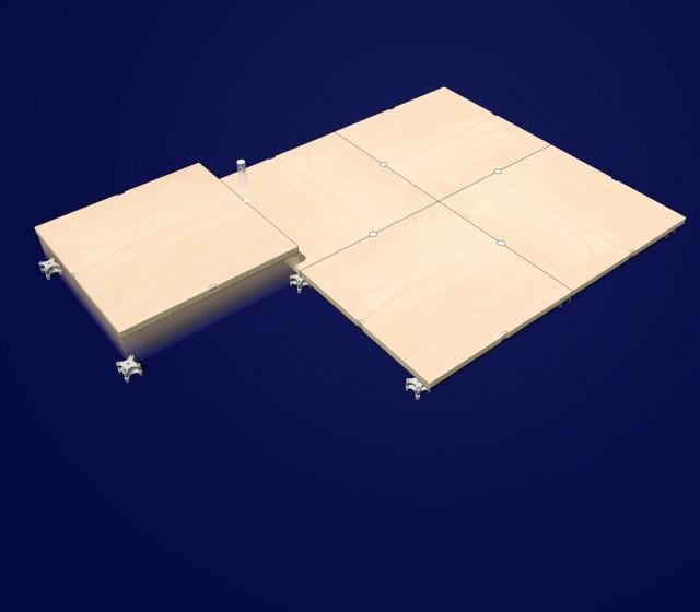PLANCHER TECHNIQUE - Construction de stands