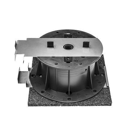 PB-END plintafwerkset - Set waarmee men een mooie randafwerking kan garanderen.