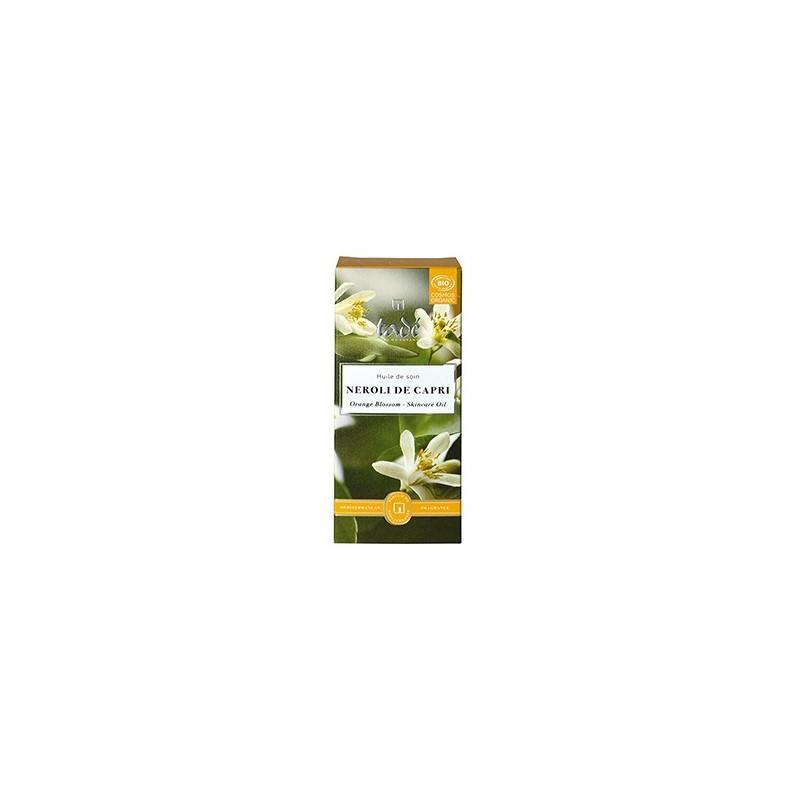 Huile De Soin - Néroli De Capri - Certifiée Cosmos Organic  - Huile sèche parfumée bio