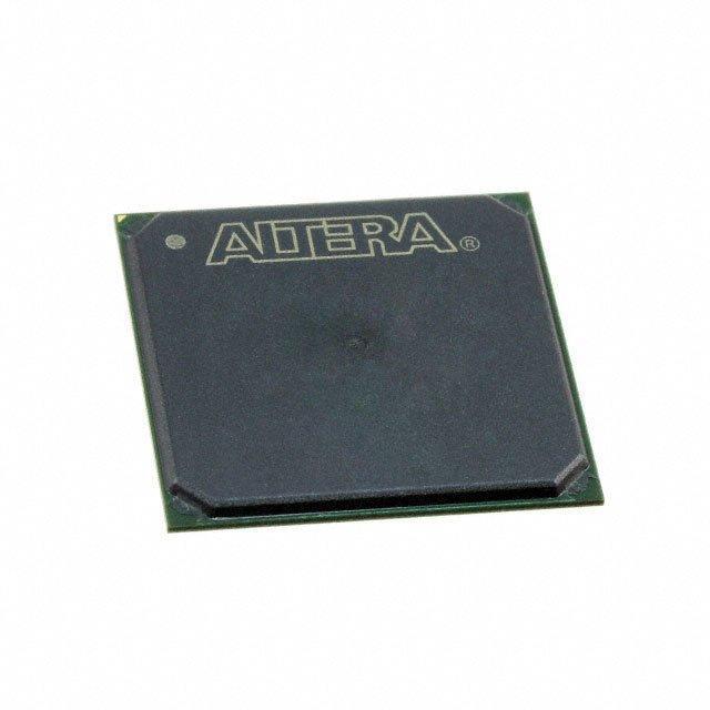 IC FPGA 224 I/O 672UBGA - Altera 5CSXFC4C6U23C8N